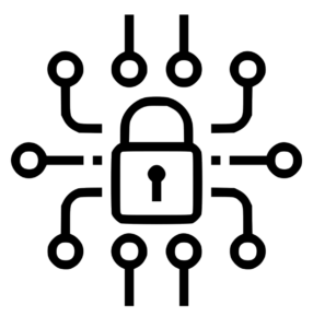Cyber Liability Lock Icon
